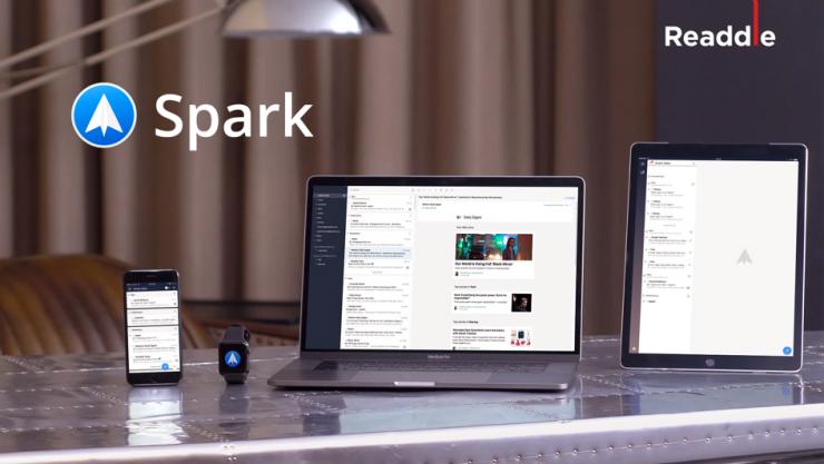 Spark App screenshot