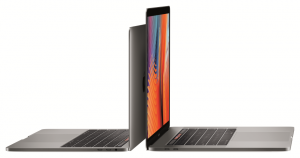 MacBook Pro 2016 with Toucn Bar image