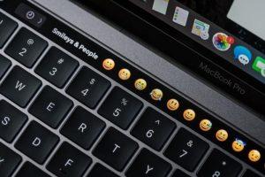 новых MacBook Pro