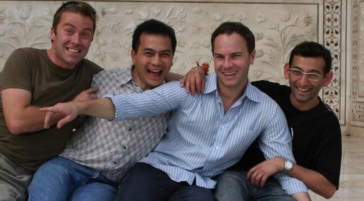 Shazam Founders image