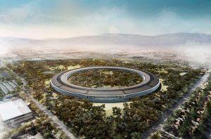 Apple Park render image