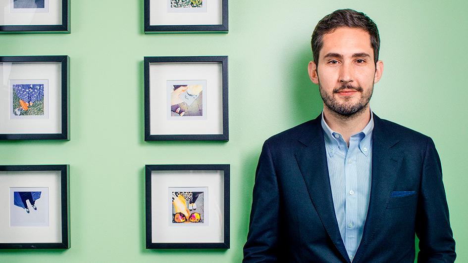 Kevin Systrom photo