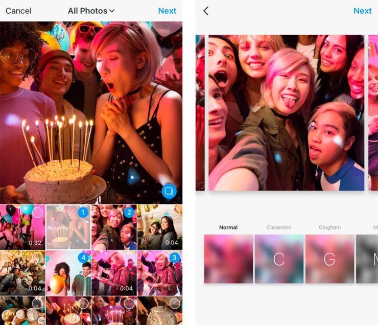 Instagram 10.9 image