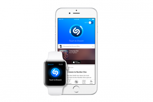 Shazam on iPhone and Apple Watch image