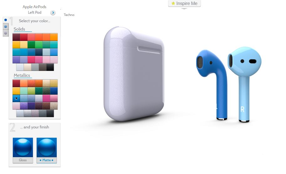 AirPods by ColorWare
