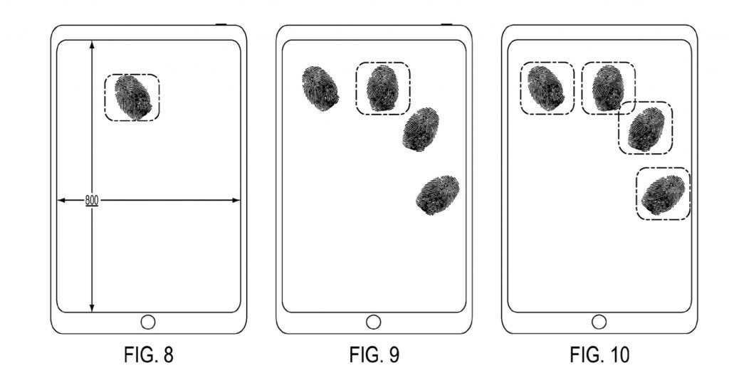 Apple поместит сканер Touch ID в дисплей iPhone