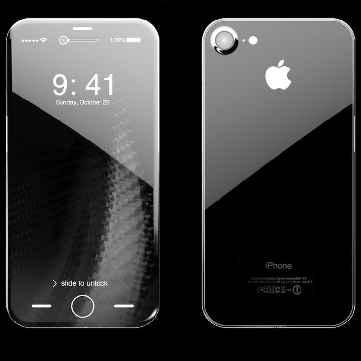 iPhone OLED photo