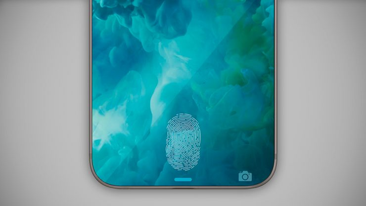 iPhone 8 Touch ID image