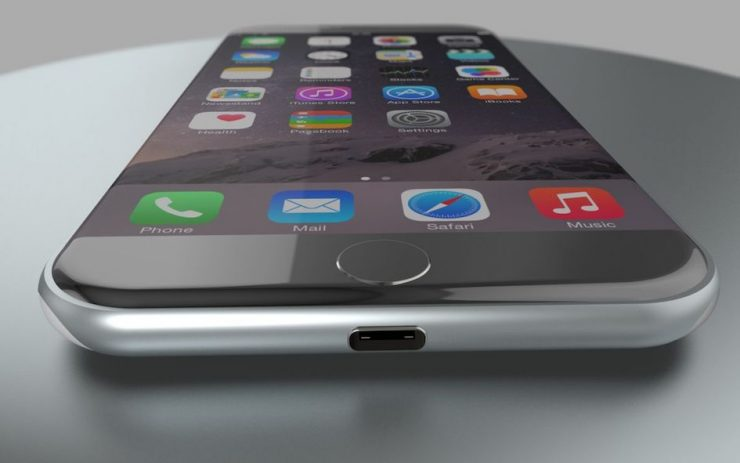 iPhone USB-C photo