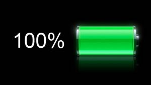 iPhone new battery photo