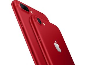 Phone 7 (PRODUCT)RED Special Edition image