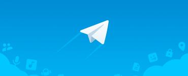 Telegram App Wallpaper image