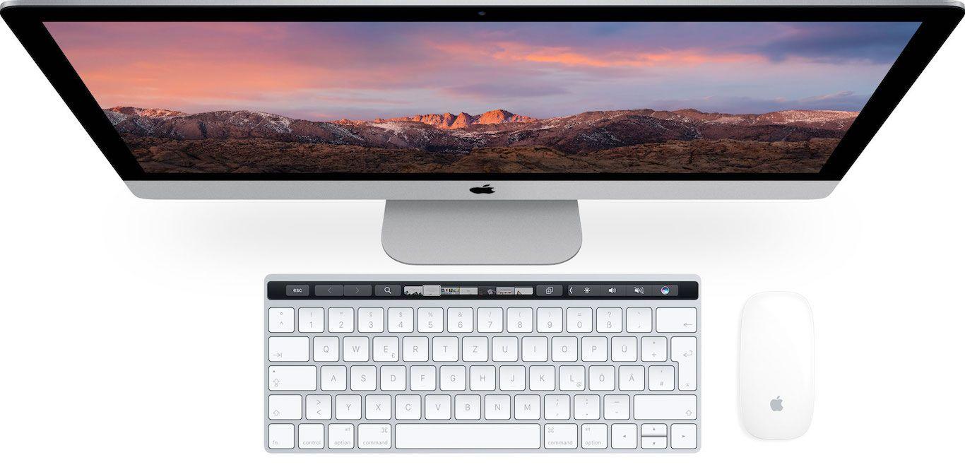 New iMac 2018