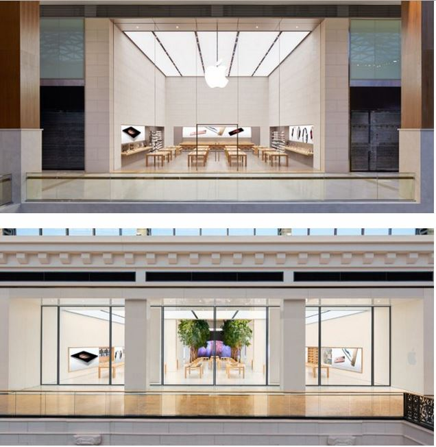 Apple Store in Dubai