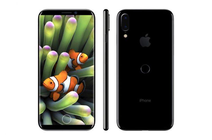 Iphone 8 c 3 ГБ ОЗУ
