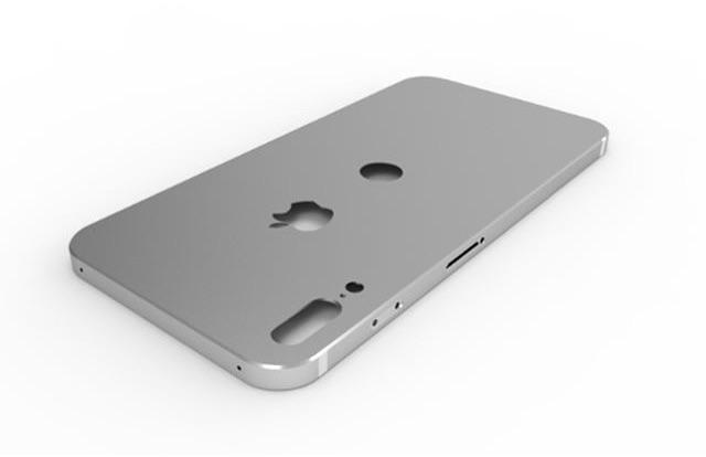 рендер iPhone 8