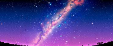 Night Sky 4 iOS app wallpaper