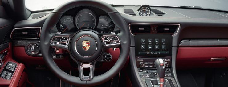 porsche-CarPlay