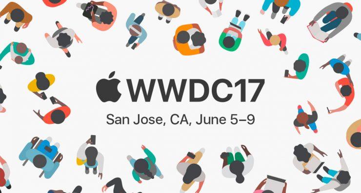 Фото афиши WWDC 2017