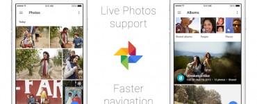 Google Photos iOS