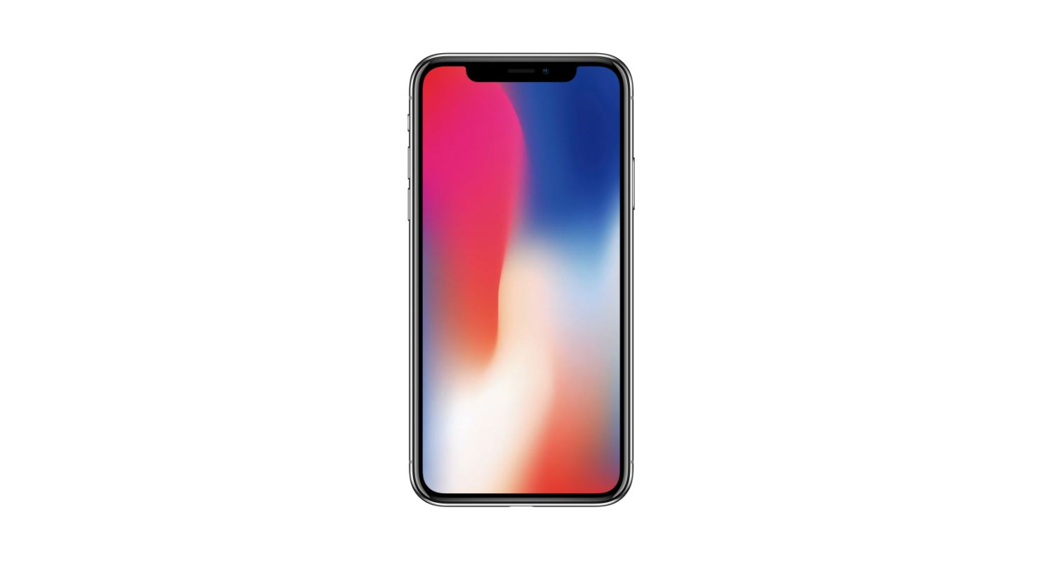 iPhone X UA