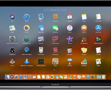 Новый MacBook