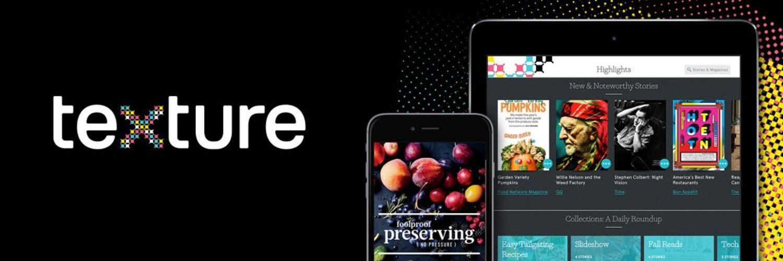 Apple acquires Texture App
