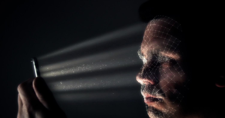 технология Face ID, фото
