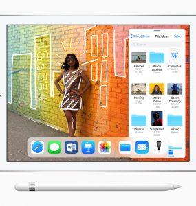 Новый 9,7-дюймовый iPad 2018 года, фото