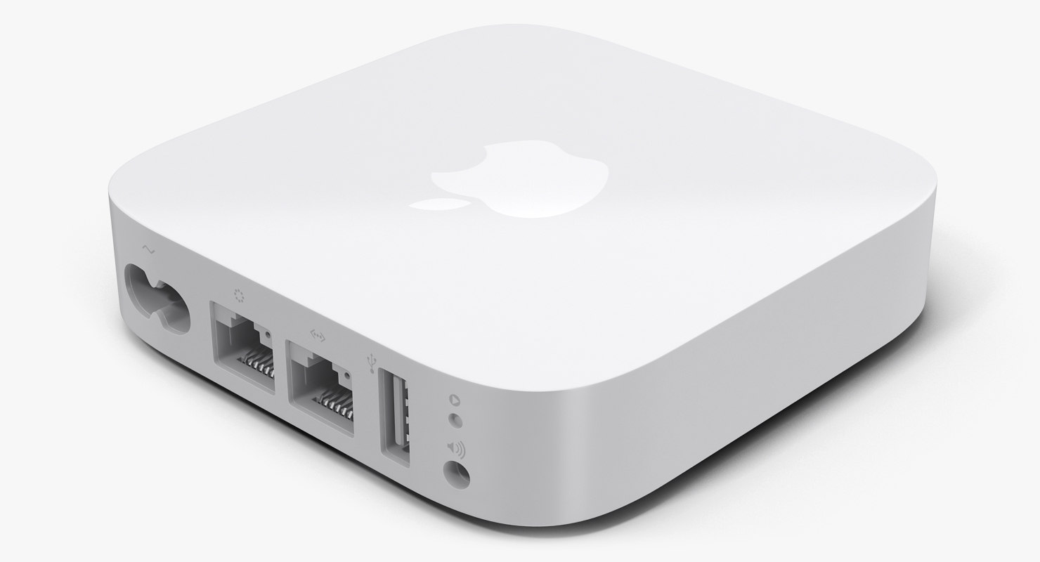 Apple Airport Express, фото