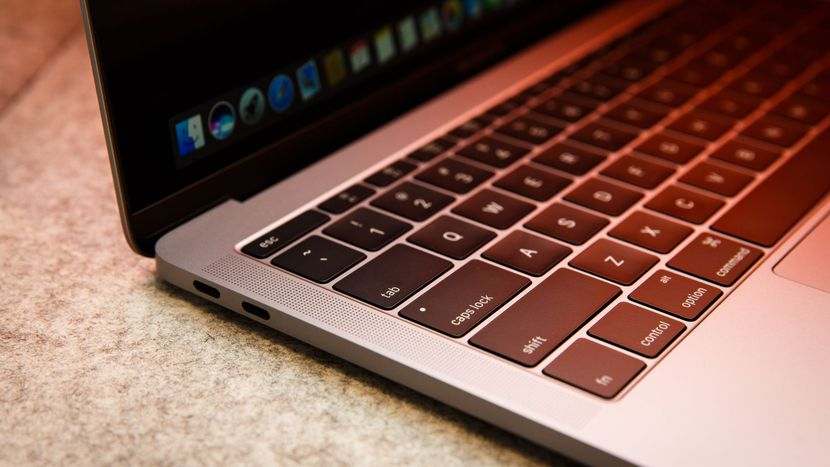 13-inch MacBook Pro non Touch Bar