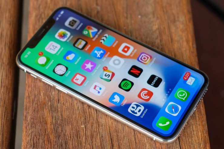 Apple представит новые iPhone в 2018 году