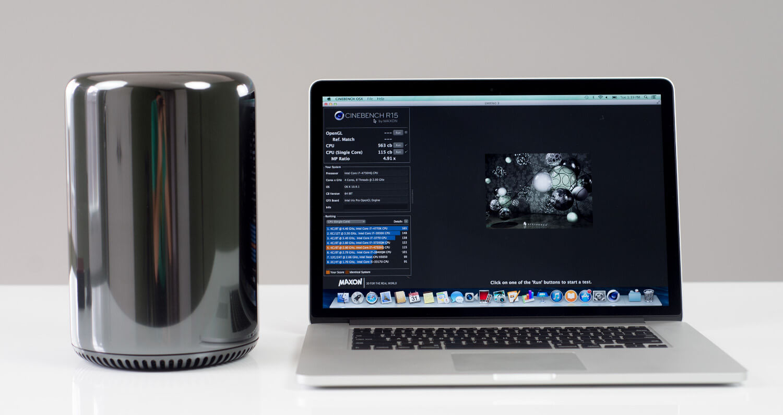 Mac Pro 2013, фото