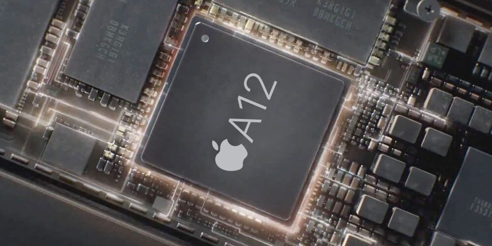 чип A12 фото