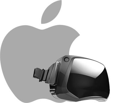 apple vr гарнитура, фото