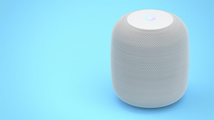 wireless акустика HomePod фото