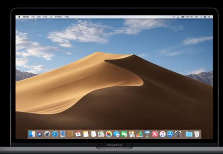 macOS Mojave