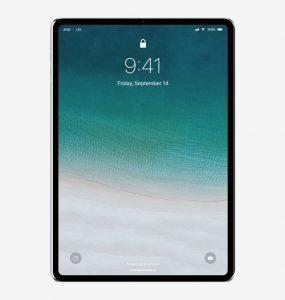 iPad pro с face id