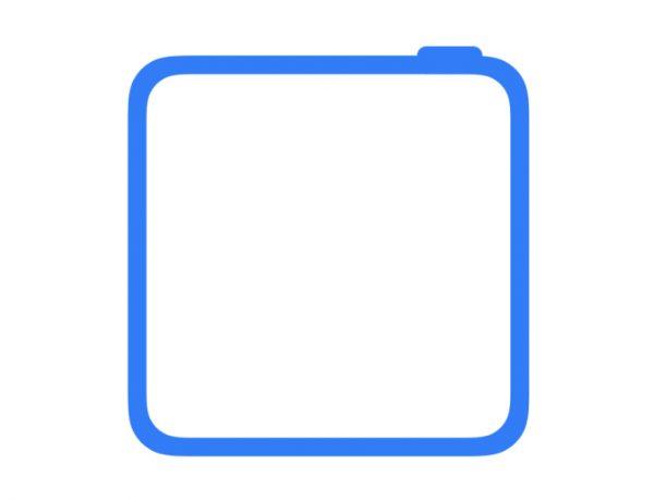 Иконка iPad Pro 2018