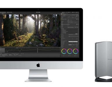 Apple, Blackmagic eGPU Pro