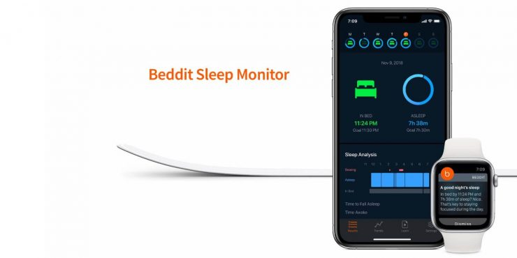 Apple, Beddit 3.5 Sleep Monitor