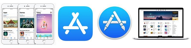 Apple App Store, объединение приложений для iPhone, iPad и Mac