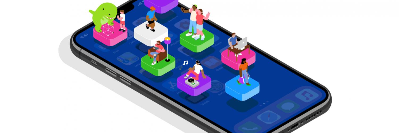 Apple iOS apps Glassbox