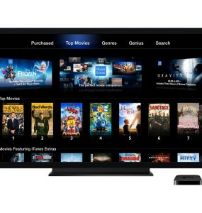 Apple TV streaming service