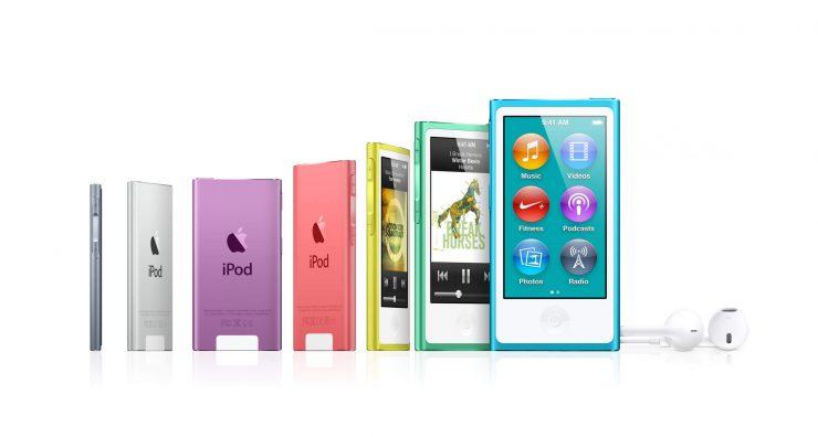 iPod 7 Gen? новые iPad