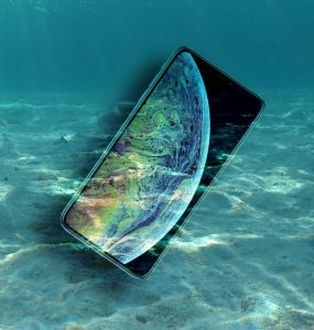 Apple iPhone XI 2019 Underwater Mode