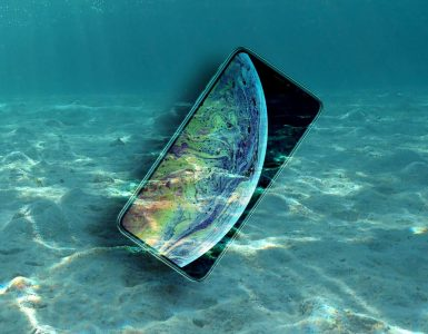 Apple iPhone XI 2019 Underwater Mode