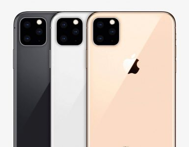 Apple iPhone 2019 камера с тремя объективами