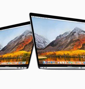 Apple MacBook Pro с графикой Radeon Pro Vega