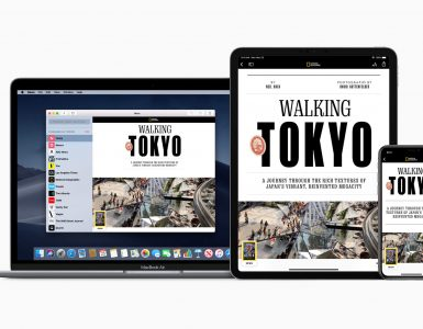 Apple News+, Apple TV+ сервисы